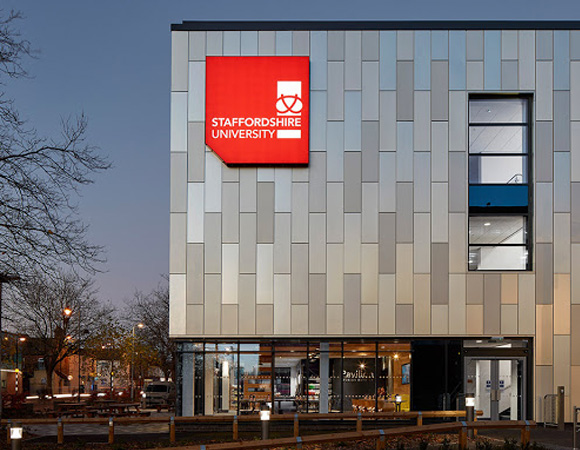 Staffordshire University, Uk